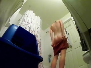 Spy cam - Shower (3)