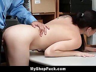 Shoplifting Teen Hardcore