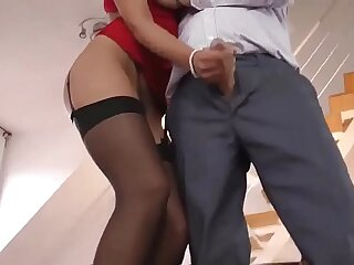 Old Man and 18 Year Old Teen - xlxco.com
