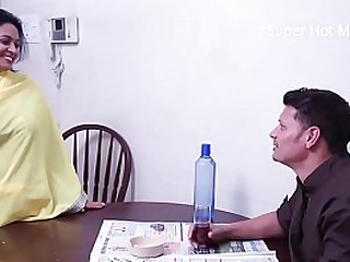 hot mallu aged aunty romance with young boy.MP4