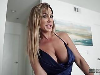 Hot Milf Aubrey Black Loves Aggressive Roleplay Fetish Sex