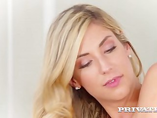 Beautiful Blonde Shona River lubes a throbbing hard cock with her warm mouth before taking a hard butt fucking in this hot anal fuck clip! Full Flick & 100's More at Private.com!